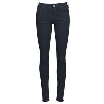 Υφασμάτινα Γυναίκα Skinny jeans G-Star Raw LYNN D-MID SUPER SKINNY Μπλέ / Rinsed