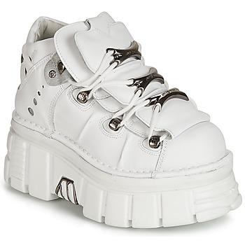 Παπούτσια Γυναίκα Μπότες New Rock ROCKY Άσπρο