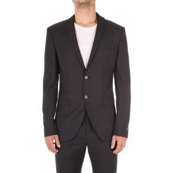 Υφασμάτινα Άνδρας Σακάκι / Blazers Premium By Jack&jones 12141107 Nero
