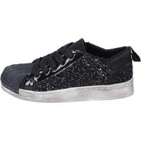 Παπούτσια Κορίτσι Χαμηλά Sneakers Holalà BT331 Μαύρος