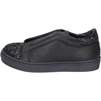 Παπούτσια Κορίτσι Slip on Holalà BT357 Μαύρος