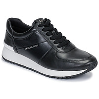Παπούτσια Γυναίκα Χαμηλά Sneakers MICHAEL Michael Kors ALLIE TRAINER Black