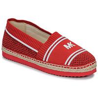 Παπούτσια Γυναίκα Εσπαντρίγια MICHAEL Michael Kors RAYA Red