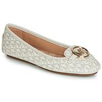 Παπούτσια Γυναίκα Μπαλαρίνες MICHAEL Michael Kors LILLIE MOC Beige
