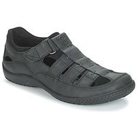Παπούτσια Άνδρας Σανδάλια / Πέδιλα Panama Jack MERIDIAN Black