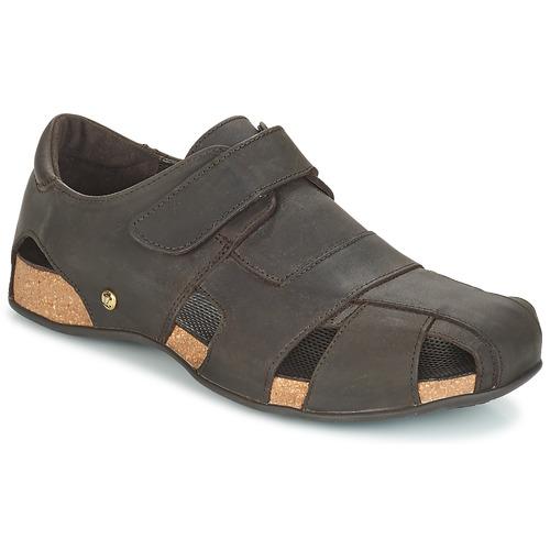 Παπούτσια Άνδρας Σανδάλια / Πέδιλα Panama Jack FLETCHER Brown