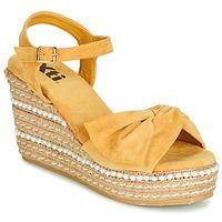 Παπούτσια Γυναίκα Σανδάλια / Πέδιλα Xti 49073 Yellow