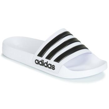 Παπούτσια σαγιονάρες adidas Performance ADILETTE SHOWER Άσπρο / Black