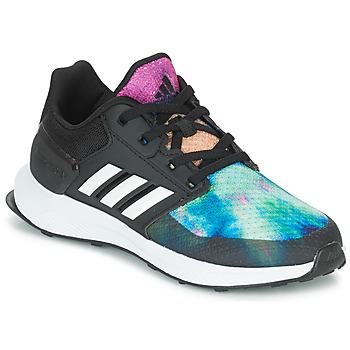 Παπούτσια Κορίτσι Τρέξιμο adidas Performance RAPIDARUN X K Black