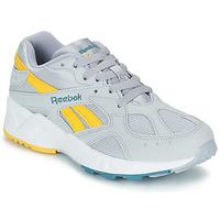 Παπούτσια Άνδρας Χαμηλά Sneakers Reebok Classic AZTREK Grey / Yellow