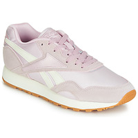Παπούτσια Γυναίκα Χαμηλά Sneakers Reebok Classic RAPIDE Ροζ