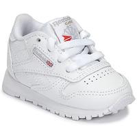 Παπούτσια Παιδί Χαμηλά Sneakers Reebok Classic CLASSIC LEATHER Άσπρο