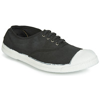 Παπούτσια Άνδρας Χαμηλά Sneakers Bensimon TENNIS LACETS Carbone