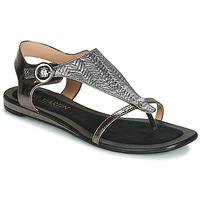 Παπούτσια Γυναίκα Σανδάλια / Πέδιλα JB Martin ARMOR Black / Silver