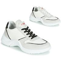 Παπούτσια Γυναίκα Χαμηλά Sneakers Chattawak ASTRAGALE Άσπρο