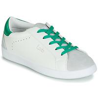 Παπούτσια Γυναίκα Χαμηλά Sneakers Les Petites Bombes ABIGAELE Άσπρο