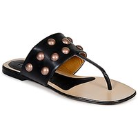 Παπούτσια Γυναίκα Σαγιονάρες Keyté DELLIA Black