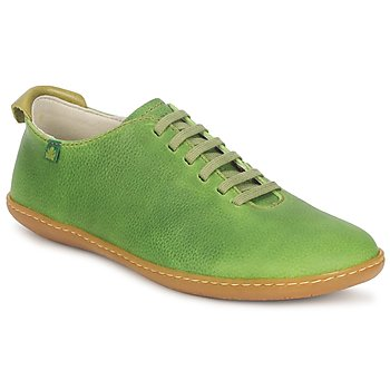 Παπούτσια Derby El Naturalista EL VIAJERO FLIDSU Green