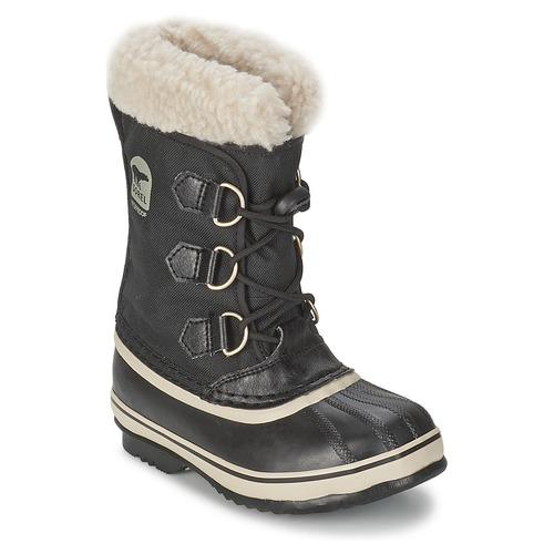 Παπούτσια Παιδί Snow boots Sorel YOOT PAC NYLON Black