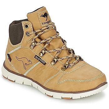 Παπούτσια Αγόρι Μπότες Kangaroos BLUERUN 2098 Beige