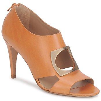 Παπούτσια Γυναίκα Χαμηλές Μπότες Kallisté FLORA Camel