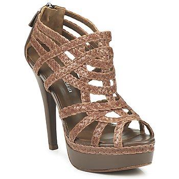 Παπούτσια Γυναίκα Σανδάλια / Πέδιλα Stéphane Kelian LOULOU Argile
