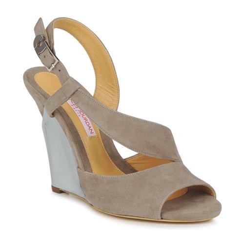 Παπούτσια Γυναίκα Σανδάλια / Πέδιλα Charles Jourdan PALOMA Vison