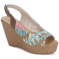 Παπούτσια Γυναίκα Σανδάλια / Πέδιλα Sans Interdit RICO Multicolore
