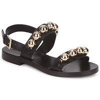 Παπούτσια Γυναίκα Σανδάλια / Πέδιλα Sonia Rykiel GRELOTS Black