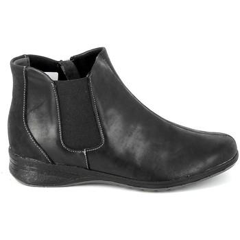 Μπότες Boissy Boots 7514 Noir