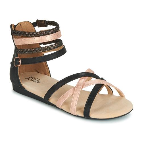 Παπούτσια Κορίτσι Σανδάλια / Πέδιλα Bullboxer AED009 Black