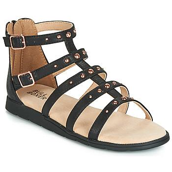 Παπούτσια Κορίτσι Σανδάλια / Πέδιλα Bullboxer AGG021 Black
