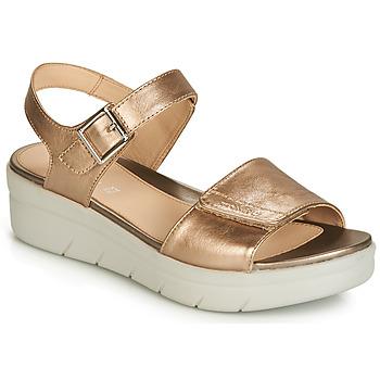 Παπούτσια Γυναίκα Σανδάλια / Πέδιλα Stonefly AQUA III 2 LAMINATED Gold
