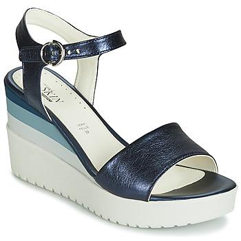 Παπούτσια Γυναίκα Σανδάλια / Πέδιλα Stonefly ELY 7 LAMINATED LTH Μπλέ