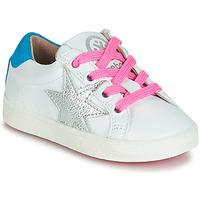 Παπούτσια Κορίτσι Χαμηλά Sneakers Acebo's STARWAY Άσπρο