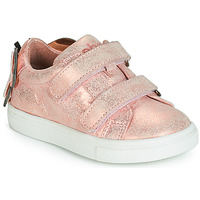 Παπούτσια Κορίτσι Χαμηλά Sneakers Acebo's BAMBU Ροζ