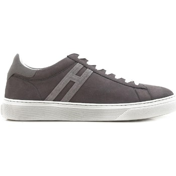 Παπούτσια Άνδρας Χαμηλά Sneakers Hogan HXM3650J960I7PB414 grigio