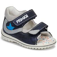 Παπούτσια Αγόρι Σανδάλια / Πέδιλα Primigi 3377611 Μπλέ