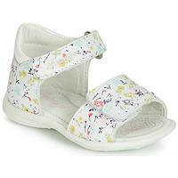 Παπούτσια Κορίτσι Σανδάλια / Πέδιλα Primigi 3407033 Άσπρο