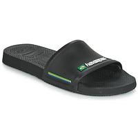Παπούτσια Άνδρας σαγιονάρες Havaianas SLIDE BRASIL Black