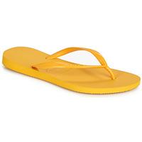 Παπούτσια Γυναίκα Σαγιονάρες Havaianas SLIM Yellow