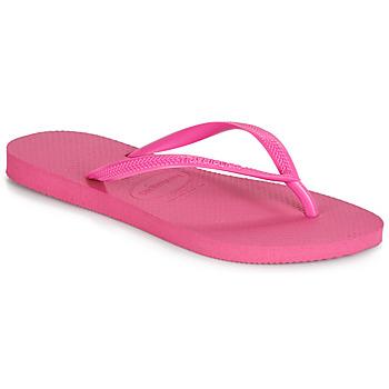 Παπούτσια Γυναίκα Σαγιονάρες Havaianas SLIM Ροζ