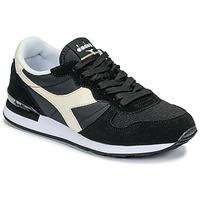 Παπούτσια Χαμηλά Sneakers Diadora CAMARO Black / Άσπρο