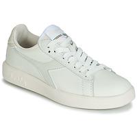 Παπούτσια Γυναίκα Χαμηλά Sneakers Diadora GAME WIDE Ecru / Grey