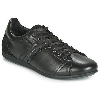 Παπούτσια Άνδρας Χαμηλά Sneakers Redskins WASEK II Black