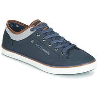 Παπούτσια Άνδρας Χαμηλά Sneakers Redskins GALETI Marine / Cognac