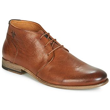 Παπούτσια Άνδρας Μπότες Kost SARRE 1 Cognac