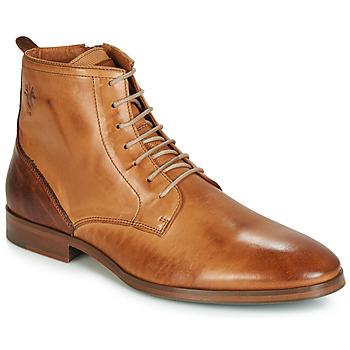 Παπούτσια Άνδρας Μπότες Kost NICHE 39 Cognac