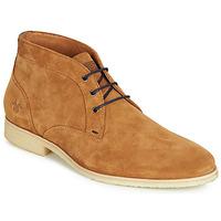 Παπούτσια Άνδρας Μπότες Kost CALYPSO 59 Cognac
