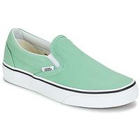 Παπούτσια Γυναίκα Slip on Vans CLASSIC SLIP-ON Green